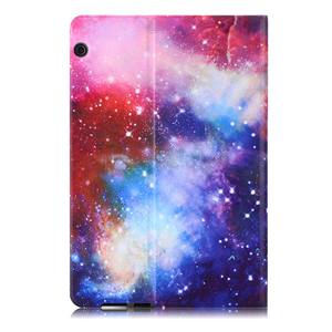 Image 2 - PU Leather Case For Huawei MediaPad T5 10.1 inch Tablet Soft TPU Back Cover For Huawei Media Pad T5 10 Case AGS2 W09/L09/L03/W19