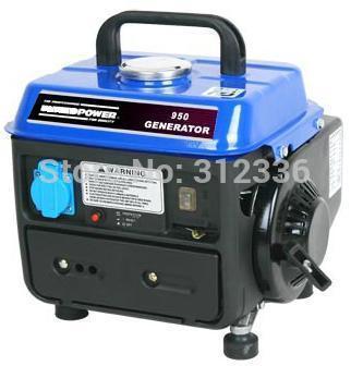 Livraison rapide 650 W générateur d'essence générateur d'essence condensateur démarrage 2 temps 50: 1 450 W 550 W 600 W 700 W 800 W 900 W W