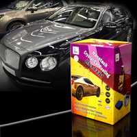 Glass Coating For Car Care 9H Pencil Hardness High Gloss 1000ml Free Shippment HOT SELL