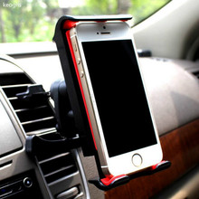 Air-conditioning outlet GPS Stand car holder support gps voiture gps holder Support 4-10 inch mobile phones and tablets
