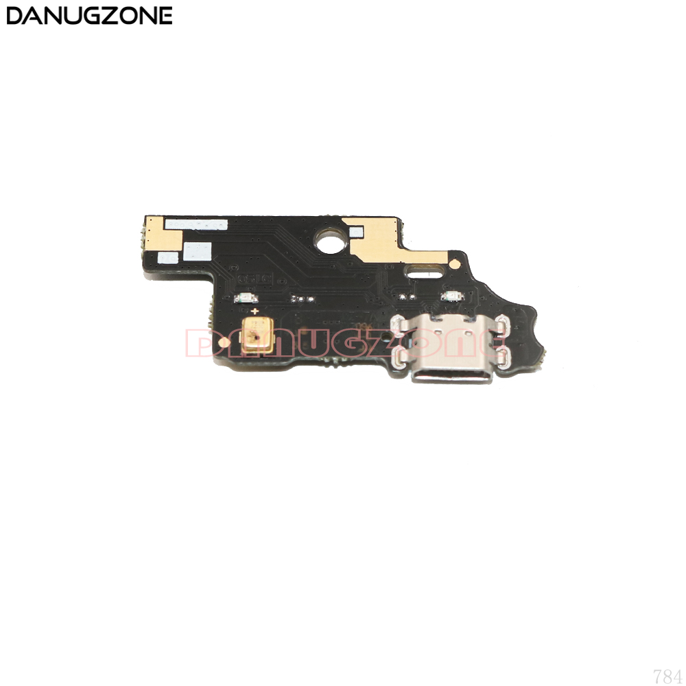 USB Charging Dock Plug Socket Jack Port Connector Charge Board Flex Cable For ZTE Blade S6 Q5T