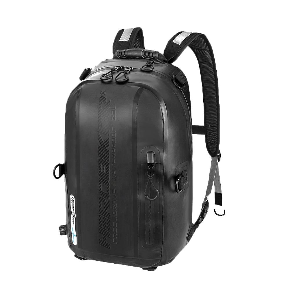 HEROBIKER sac Moto étanche sac à dos Moto casque de Moto sac à dos bagage Moto réservoir sac Moto sac de course