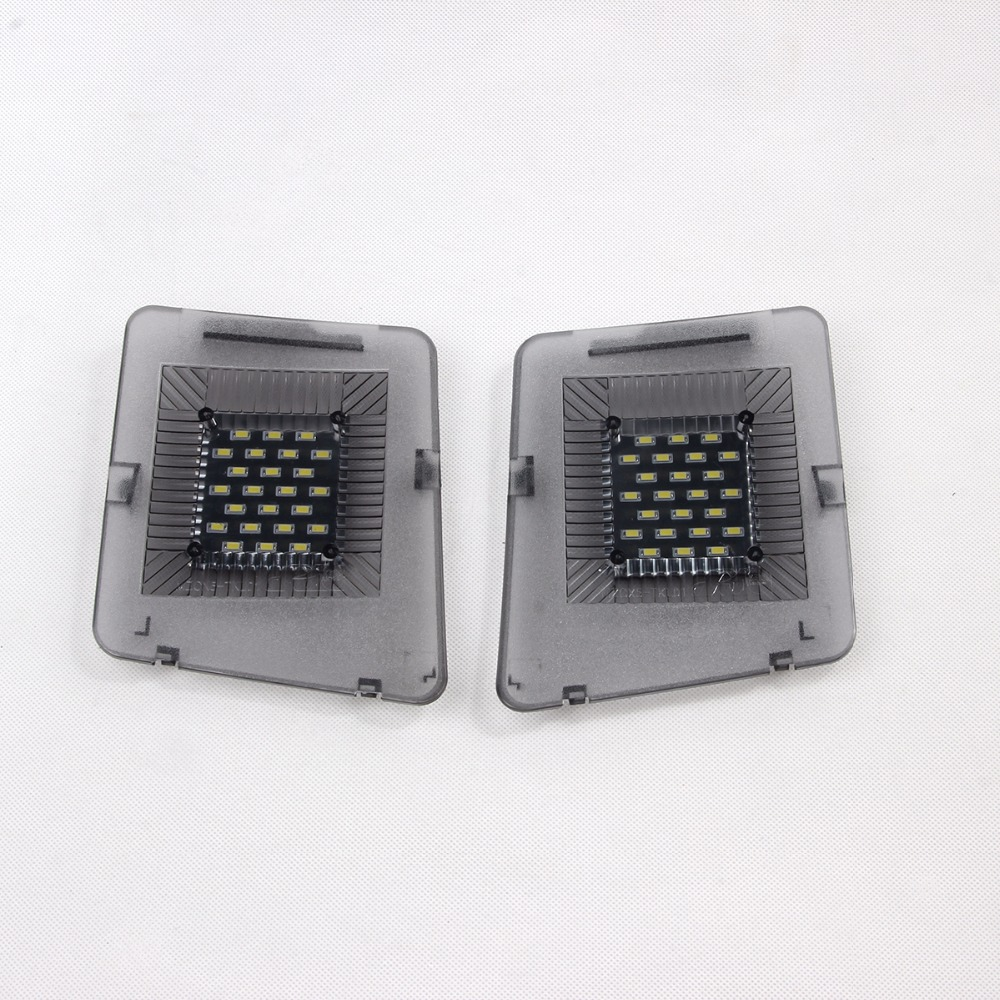 LED Trunk Lamp Car Trunk Light Auto Boot Lights Custom For Mazda CX-5 2013-2017 for mazda cx 5 cx5 2nd gen 2017 2018 interior custom car styling waterproof full set trunk cargo liner mats tray protector