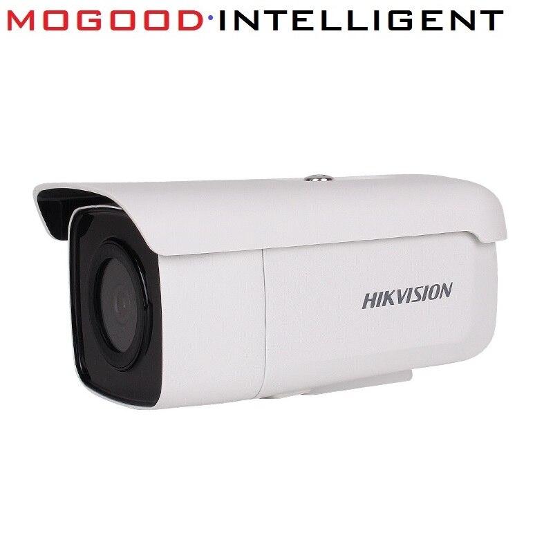 US $137 75 5% OFF|Aliexpress com : Buy HIKVISION Ultra Low Light DS  2CD3T86FWDV2 I3/I5S IP Bullet Camera 8MP H 265 EZVIZ Hik Connect ONVIF PoE  IR 50M