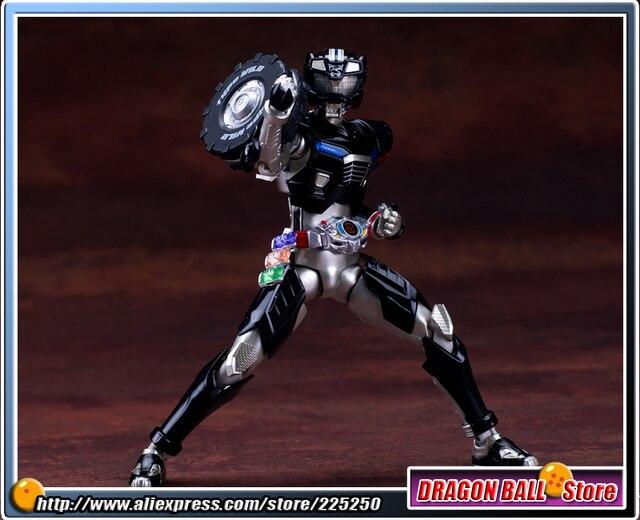 "Japan ""Kamen Masked Rider Drive"" Original BANDAI Tamashii Nations SHF/ S.H.Figuarts PVC Action Figure   Drive Type Wild"