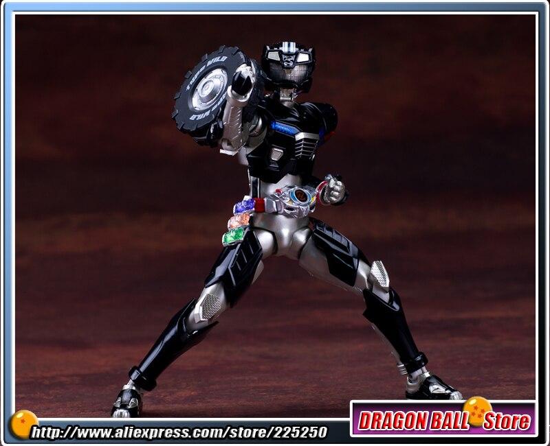 "Japan ""Kamen Masked Rider Drive"" Original Tamashii Nations SHF/ <font><b>S.H.</b></font><font><b>Figuarts</b></font> PVC Action Figure - Drive Type Wild"