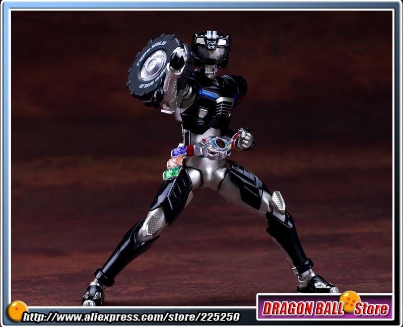 Japan Kamen Masked Rider Drive Original BANDAI Tamashii Nations SHF/ S.H.Figuarts PVC Action Figure - Drive Type Wild