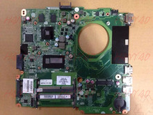 734426-001 For HP 14-N laptop motherboard I5 8670M 2GB DDR3 DA0083MB6E0 Free Shipping 100% test ok