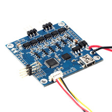 Hot! 2 Axis BGC MOS 3.0 Large Current Brushless Gimbal Controller Board Driver Alexmos Simple Simple BGC Two-axis NO 1 New Sale magnetic encoder as5048a for alexmos basecam electronics gimbal controller and brushless gimbal motor dslr gimbal