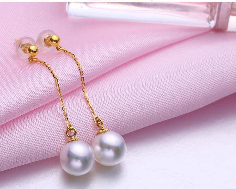 gold akoya pearl earrings jewelry 77