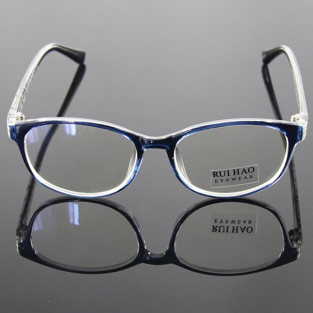 Patrón de Diseño de Lentes de Gafas de Equipo de Moda UV Gafas Marcos Gafas Gafas Mujeres Informáticos oculos