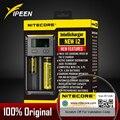 100% Original Nitecore New I2 Digicharger LCD Intelligent Circuitry li-ion 18650 14500 26650 10440 Car Battery Charger AA AAA