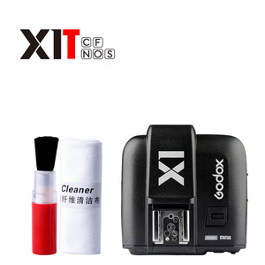 Image 1 - Godox x1t série transmissor ttl 2.4g hss câmera flash speedlite gatilho para canon nikon sony olympus fujifilm lumix panasonic