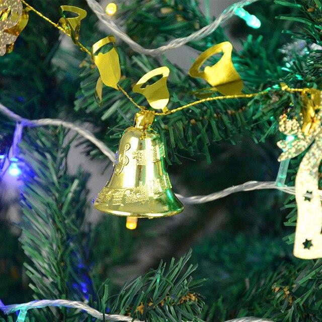 Christmas Decorations For Home 4pcs Vintage Plastic Christmas Star