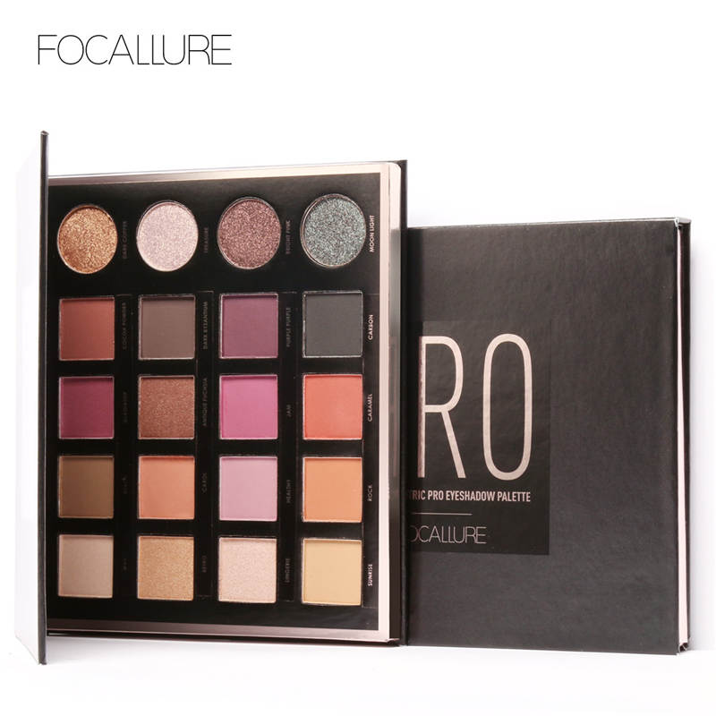 Focallure 20 Color Matte Eye Shadow Palette Shimmer Makeup Palette Glitter Waterproof Lasting Eyes Cosmetic планшет ginzzu gt 8110 black spreadtrum sc9832 1 3 ghz 1024mb 16gb gps lte wi fi bluetooth cam 8 0 1280x800 android