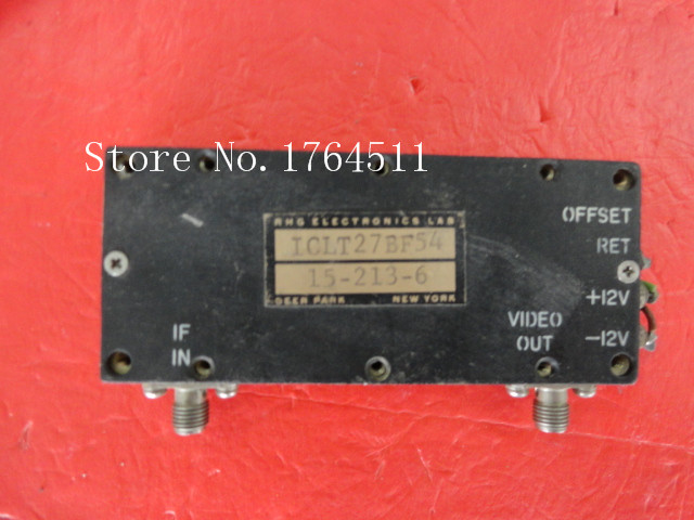 [BELLA] The Supply Of RHG ICLT27BF54 + 12V SMA Amplifier