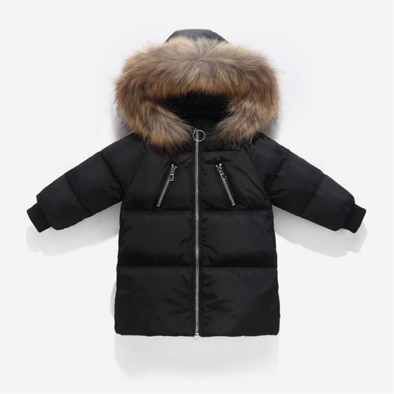 Kid Hooded Jacket 4