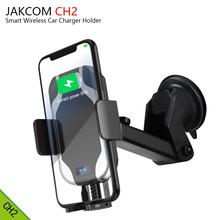 JAKCOM CH2 Smart Wireless Car Charger Holder Hot sale in Mobile Phone Holders Stands as aplle celular support smartphone velo