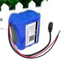 12 Ah V4.4 18650 batería 12,6 V 4400 mAh + PCB placa de protección de batería de litio