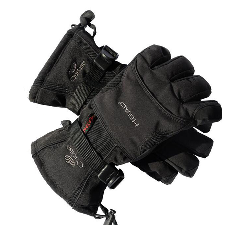 New Men's Ski Gloves Snowboard Gloves Snowmobile Motorcycle Riding Winter Gloves Windproof Waterproof Unisex Snow Gloves