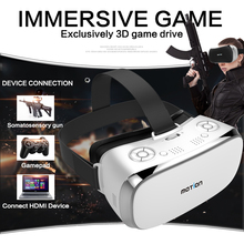 VR integrated machine, new vr virtual reality, 3D glasses, head mounted movie game helmet Virtual Reality Goggles VR 3D Glasses