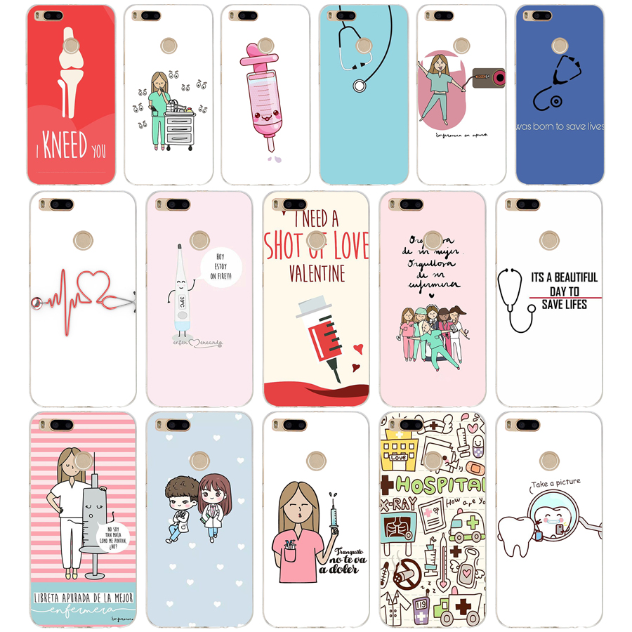 Phone Bags & Cases Objective For Xiaomi Redmi Note 6a Mi8 Pro S2 A2 Lite Se Mix 1 Max 2 3 For Oneplus 3 6t Phone Covers Cartoon Medicine Nurse Doctor Dentist Cellphones & Telecommunications