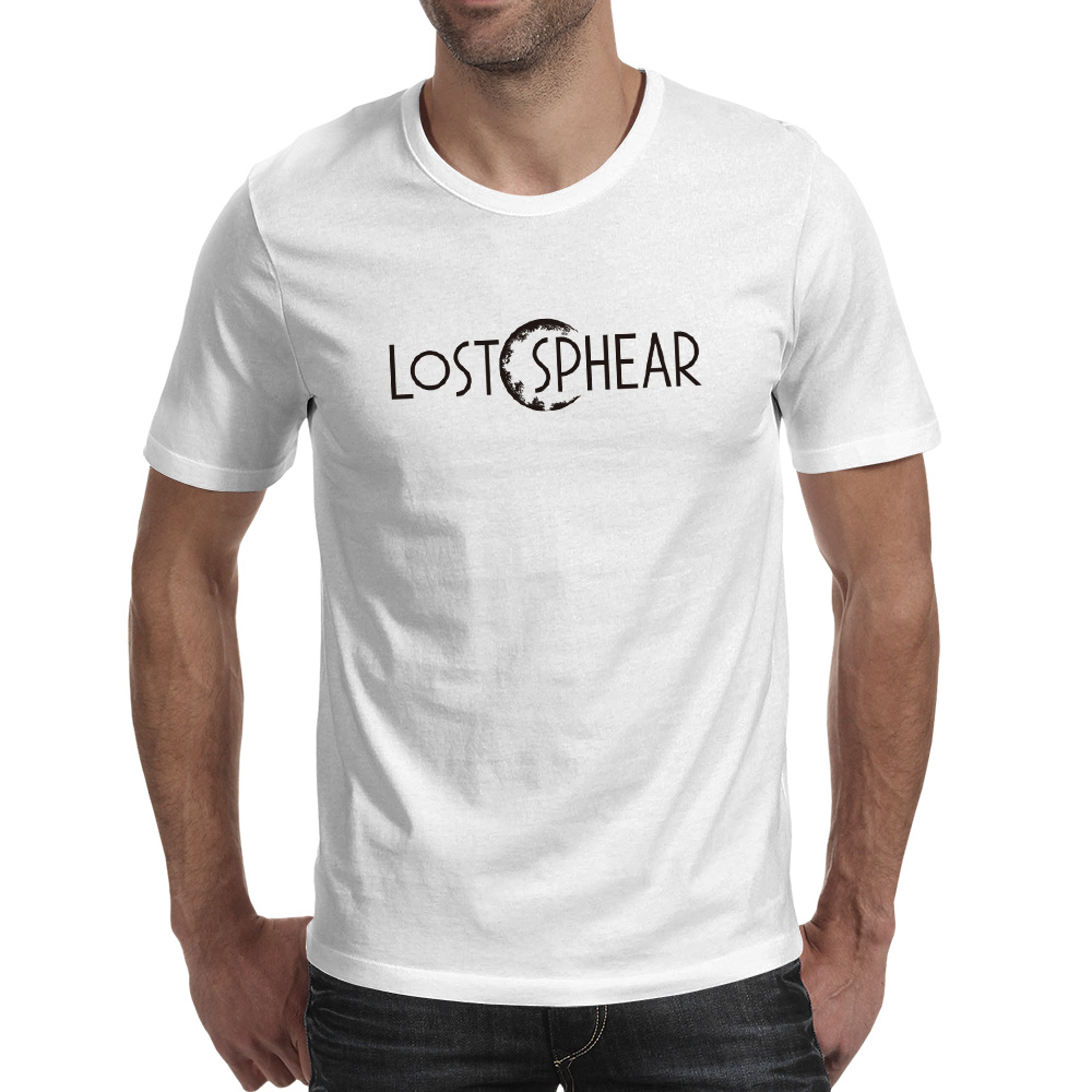Lost Sphear T Shirt Video Game Funny Style Creative T-shirt Cool Brand Design Unisex Tee