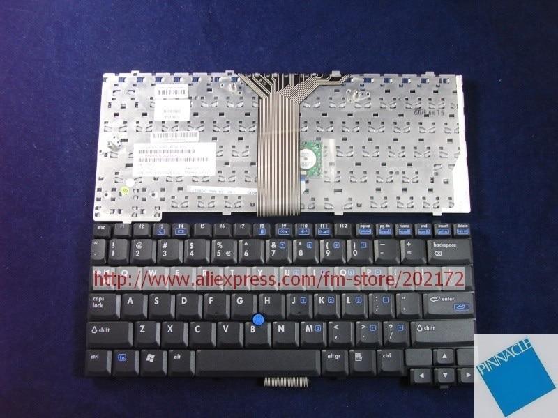 Brand New Black Laptop  Notebook Keyboard 383458-021  PK13AU00110 For HP Compaq  NC4200 TC4200 series (Europe) brand new black laptop notebook keyboard 344390 bb1 349181 bb1 for hp compaq nx5000 nx9040 series hebrew