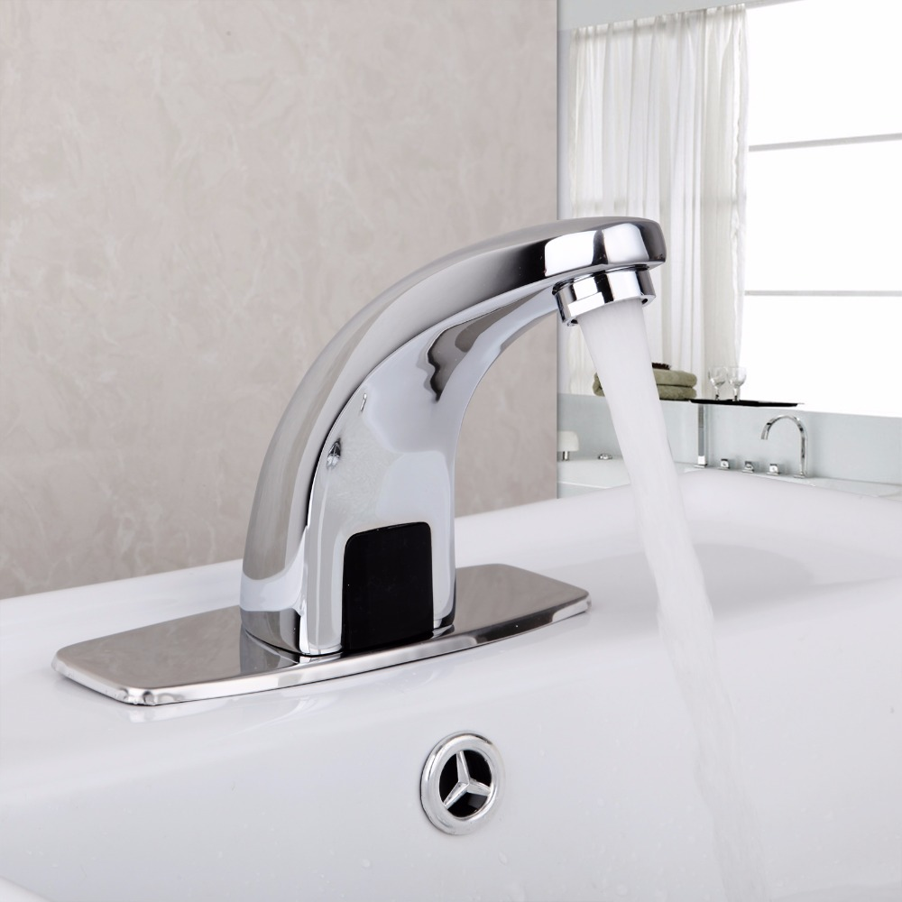 Aliexpress.com : Buy KEMAIDI Basin Faucet Torneira Automatic Hands ...