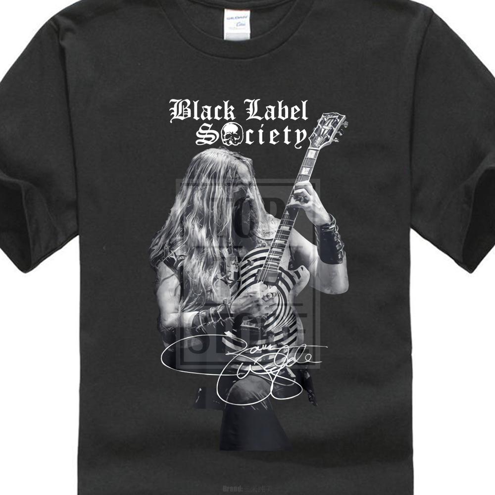 2-Sided, All Size OFFICIAL BLACK LABEL SOCIETY T-SHIRT Doom Trooper Zakk Wylde