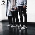 2016 hip hop Justin Bieber clothing  harem fashion Khaki/black S-XL chinos men jogger zipper juniors cargo pants