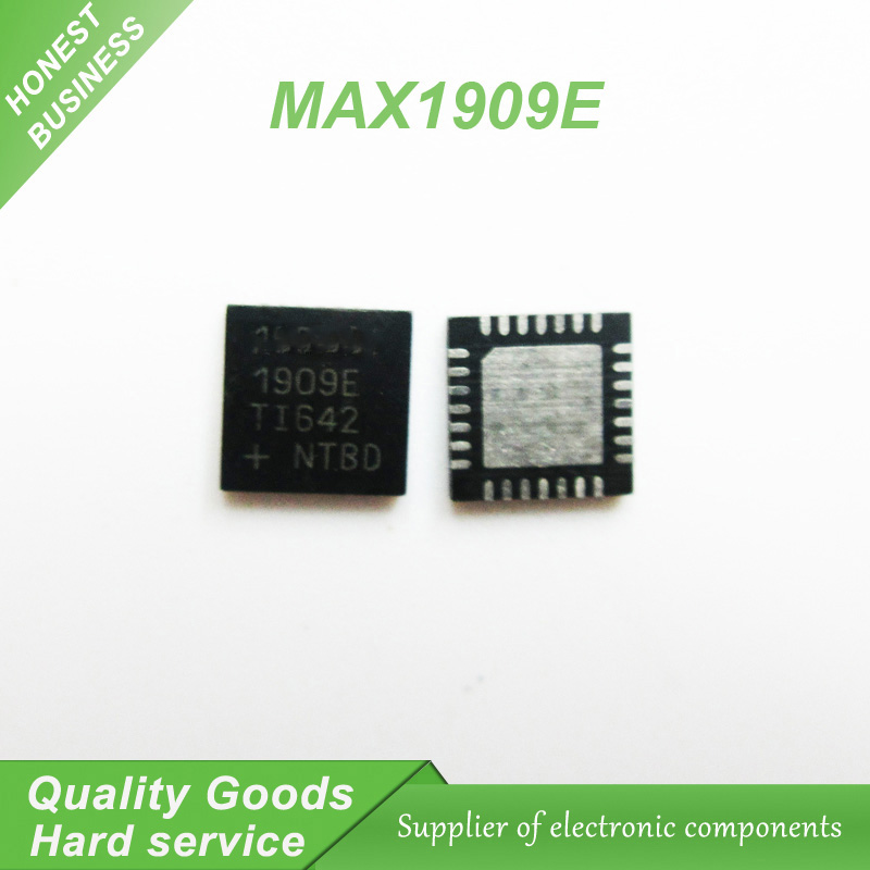 US $1 16 12% OFF|2pcs MAX1909 MAX1909E MAX1909ETI QFN Package Laptop Chips  new original-in Integrated Circuits from Electronic Components & Supplies