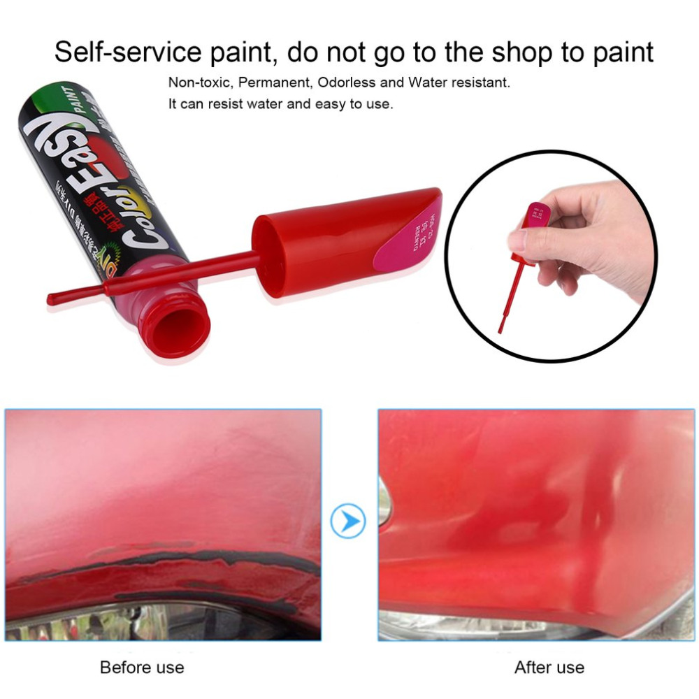 1Pcs Car Scratch Repair Fix it Pro Auto Paint Pen Professional Car-styling Scratch Remover Mending Pen Car Magic Paint Care