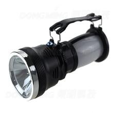 5 pcs/lot solar powered flashlight outdoor Camping Hiking Hunting flash lamp torch 3 mode