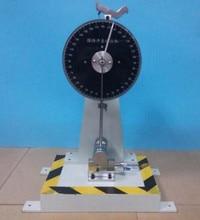 New Analog Pendulum Impact Tester Impacting Testing Machine