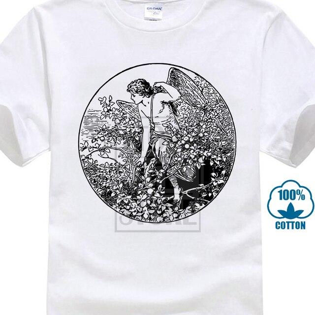 Cheap Graphic T Shirts Short Sleeve O Neck Eros T Shirt Greek Mythology  Ancient Greece Graphic Tee Men Tees 51096704f39b