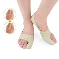 Elastic Bunion Corrector Foot Care Tool Big Toe Foot Bones Toe Separator Hallux Valgus Orthopedic Supplies Feet Care Pedicure Skin Care