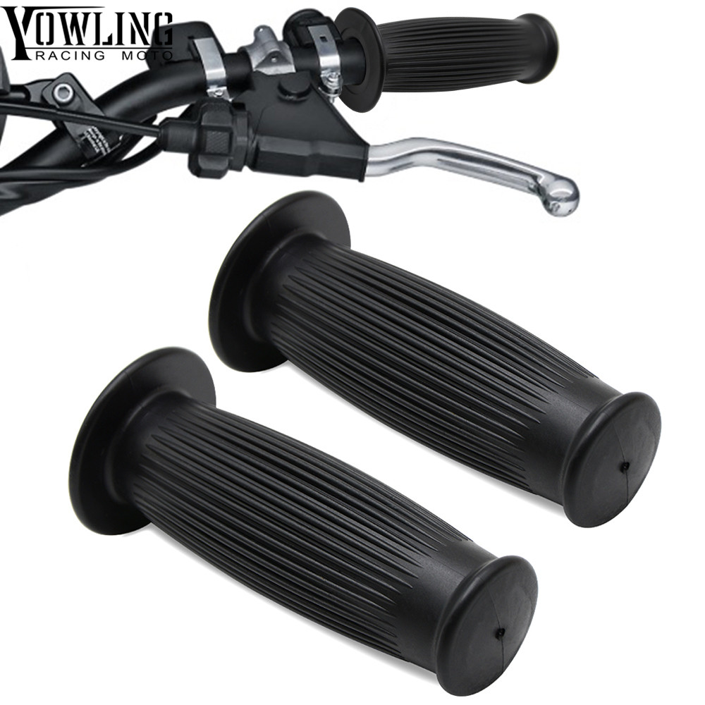 Universal Motorcycle Handlebars Grips Ends Bar Ends Handlebars Caps For Kawasaki Z750 Z800 Z1000 Yamaha Honda CBR250 CBR1000 RR in Grips from Automobiles Motorcycles