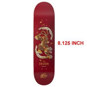 Image 5 - SK8ER Canadiense Maple Skateboard Decks 8.125 pulgadas de calidad 8 capas Canadiense Maple Skate Deck para Skateboarding deportes al aire libre