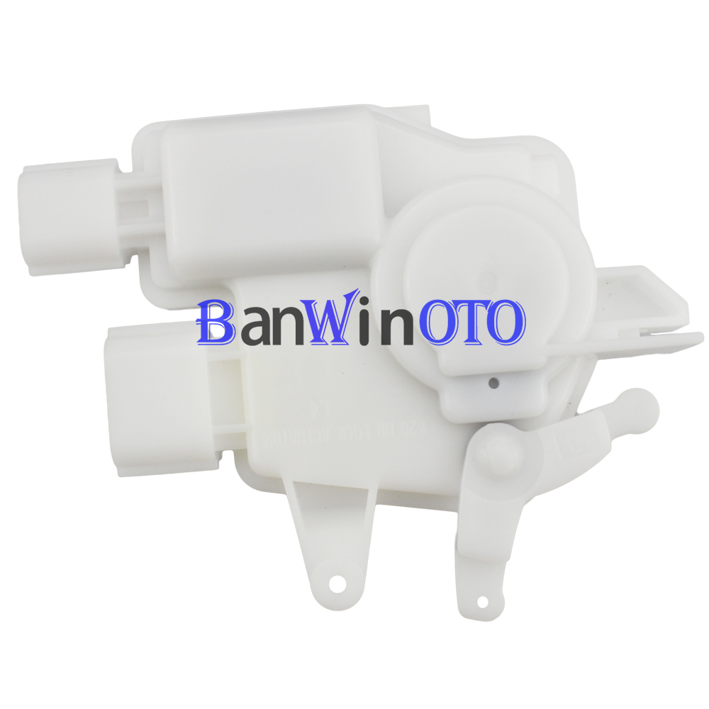 BANWINOTO Door Lock Actuator Front Rear Left 61100AG01A 759 044 for Subaru Legacy 2009 05 for