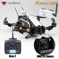 F16888/F16889 Furioso 320 GPS FPV Quadcopter Walkera TVL800 1080 P Cámara Devo7 2.4G Transmisor Goggle2 Gafas OSD PPC Modular