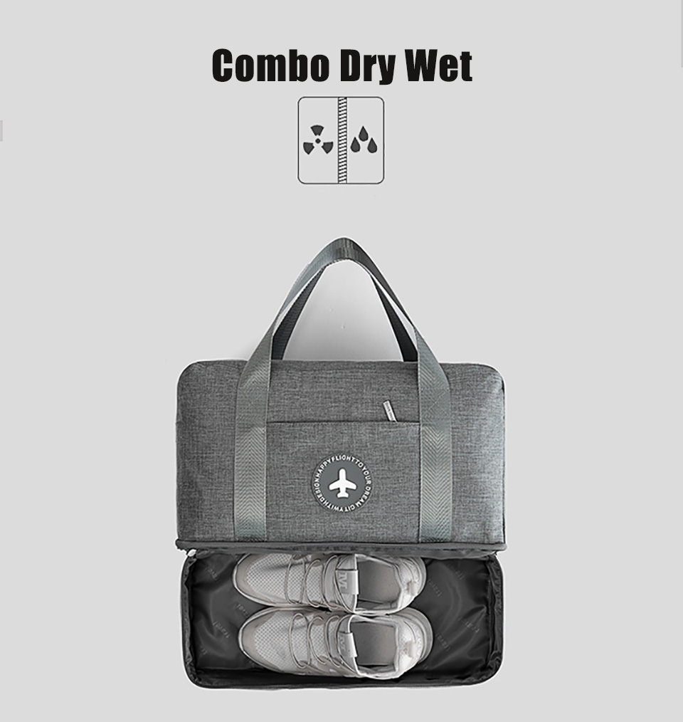 HTB1UTQnXcnrK1RkHFrdq6xCoFXaD Quality Sports Bag Training Gym Bag Shoes Storage Men Woman Fitness Bags Durable Multifunction Handbag Outdoor Sporting Tote