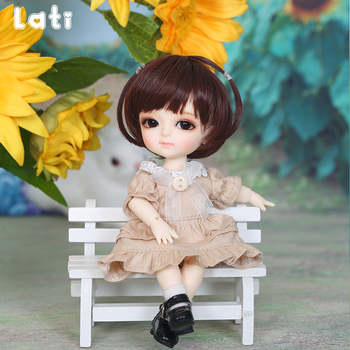 Oueneifs Lati Yellow Coco 1/8 BJD SD Resin Figures Body Model Baby Girls Boys Dolls Eyes High Quality Toys Gifts 2