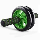 ★  Keep Fit Wheels Тренировка для талии с низким уровнем шума Брюшной пресс с роликами с ковриком 16 дю ①