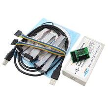 Xilinx platforma USB kabel do pobrania programator Jtag FPGA CPLD c mod XC2C64A M102 LVTTL LVCMOS 3.3V 2.5V 1.8V 1.5V JTAG SPI wpływ