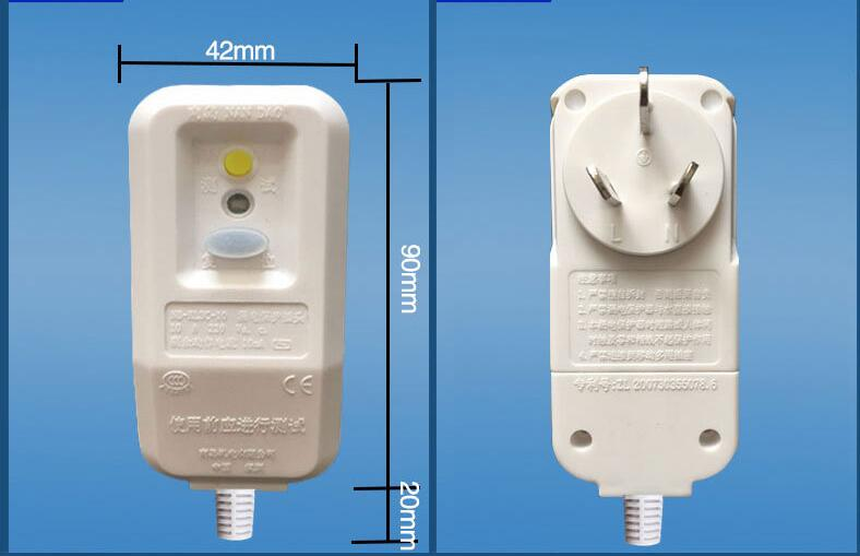 16A 3500W wiring type Electric leakage protection plug for Electric ...