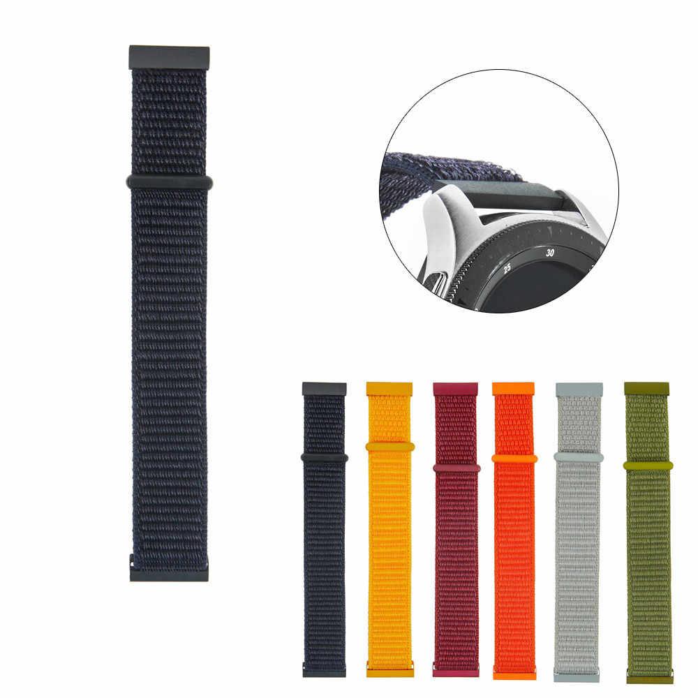 高品質 22 ミリメートルナイロン nato 織り時計バンドの交換 lg W100/ W110/W150/小石時間/小石 1 15J ドロップ無料