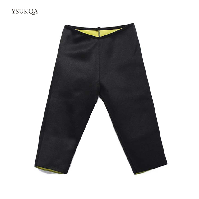 Wholesale Sweat Control Pant Neoprene Slimming Pant Control Elastic Pant Fitness Legging Body Shaper