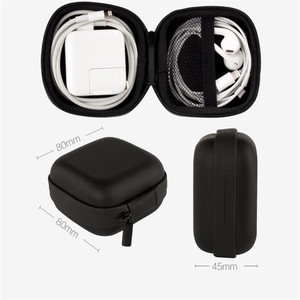 Image 4 - Xiaomi HX Digital Storage Box Earphone Storage Case Multifunctional for Headphone Accessories Earbuds Memory Card USB Cable B D5