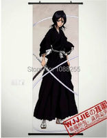 Home Decor Anime Japanese Bleach Kuchiki Rukia POSTER WALL Scroll 49.2 * 17.7